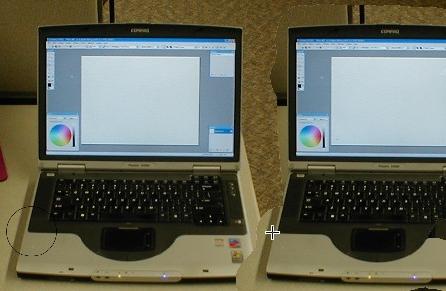 Клонирование элементов изображения